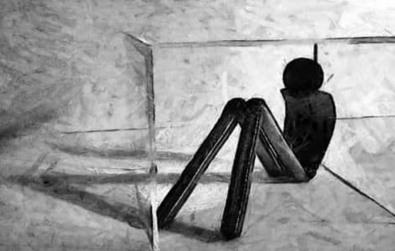 بين العزلة والوحدة