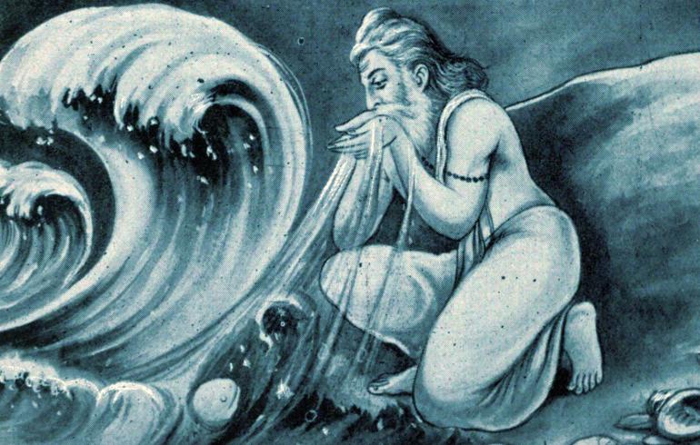 ما سبب ملوحة مياه البحر؟